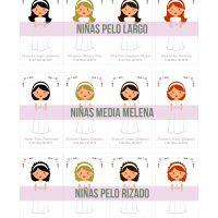 MODELOS GALLETAS NIÑA COMUNION 2019