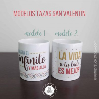 modelos tazas san valentin