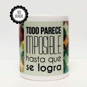 todo parece imposible hasta que se logra