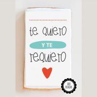 te quiero y te requiero