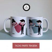 TAZAS PARTE TRASERA