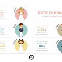 CATALOGO TAZAS COMUNION