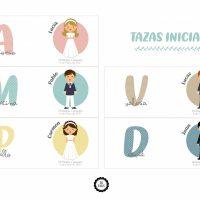 CATALOGO TAZAS COMUNION INICIAL
