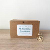 caja kit comunion